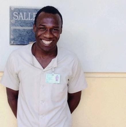 4th-year student ambassador: Ricardo Mathieu
