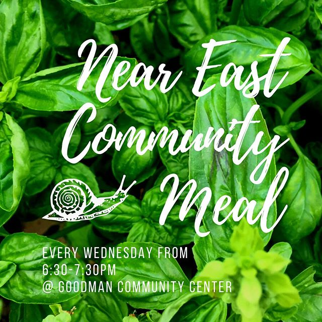 We hope you'll come & join us tonight! #slowfood #slowfoodmadison #neareastcommunitymeal