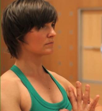 Equal Standing Pose (Yoga Works)