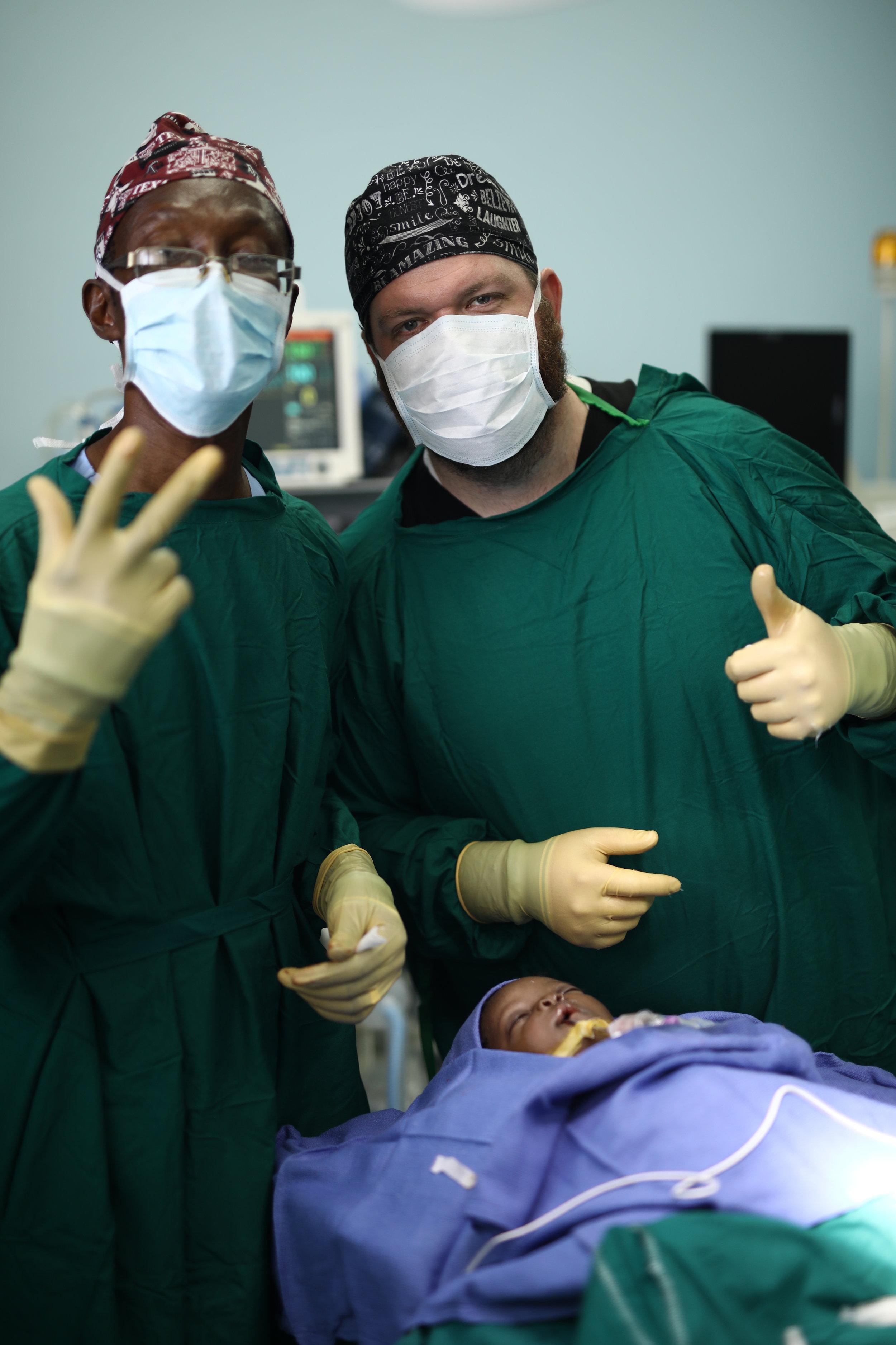 Dr. Kwame Abrokwaa-yankyera an amazing Plastic Surgeon in Ghana