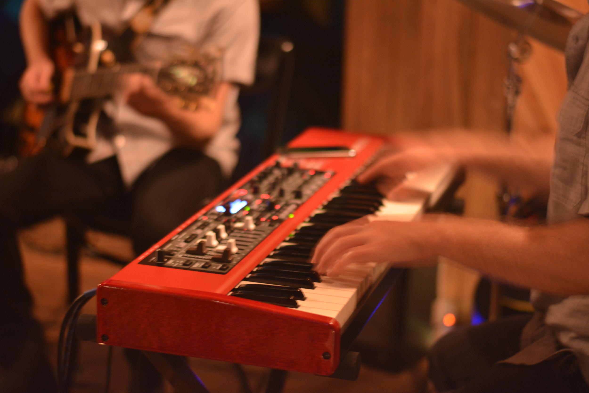 Pianist Christian Nourijanian, July '15