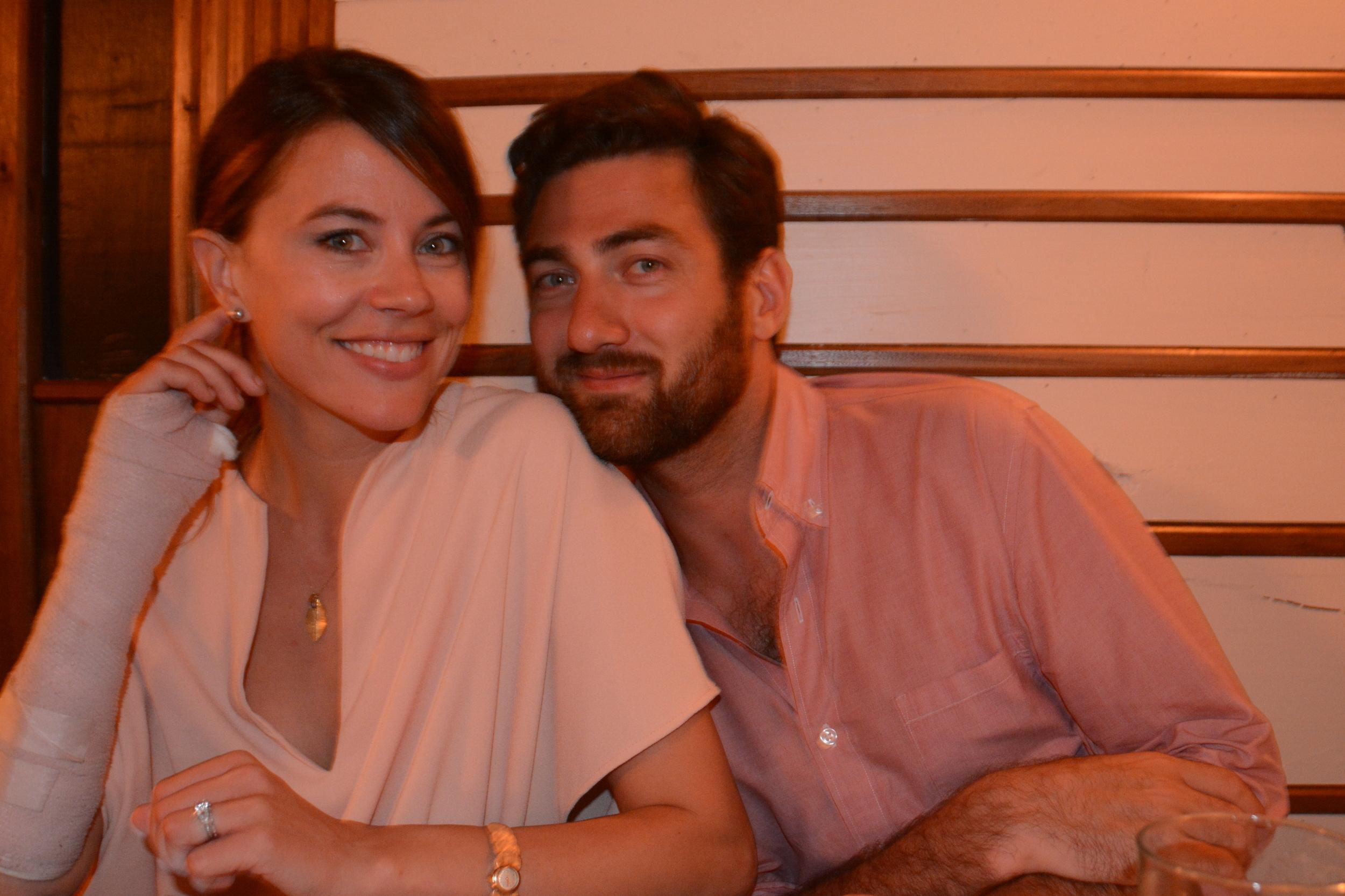 Host Molly + Sam Utne, July '15