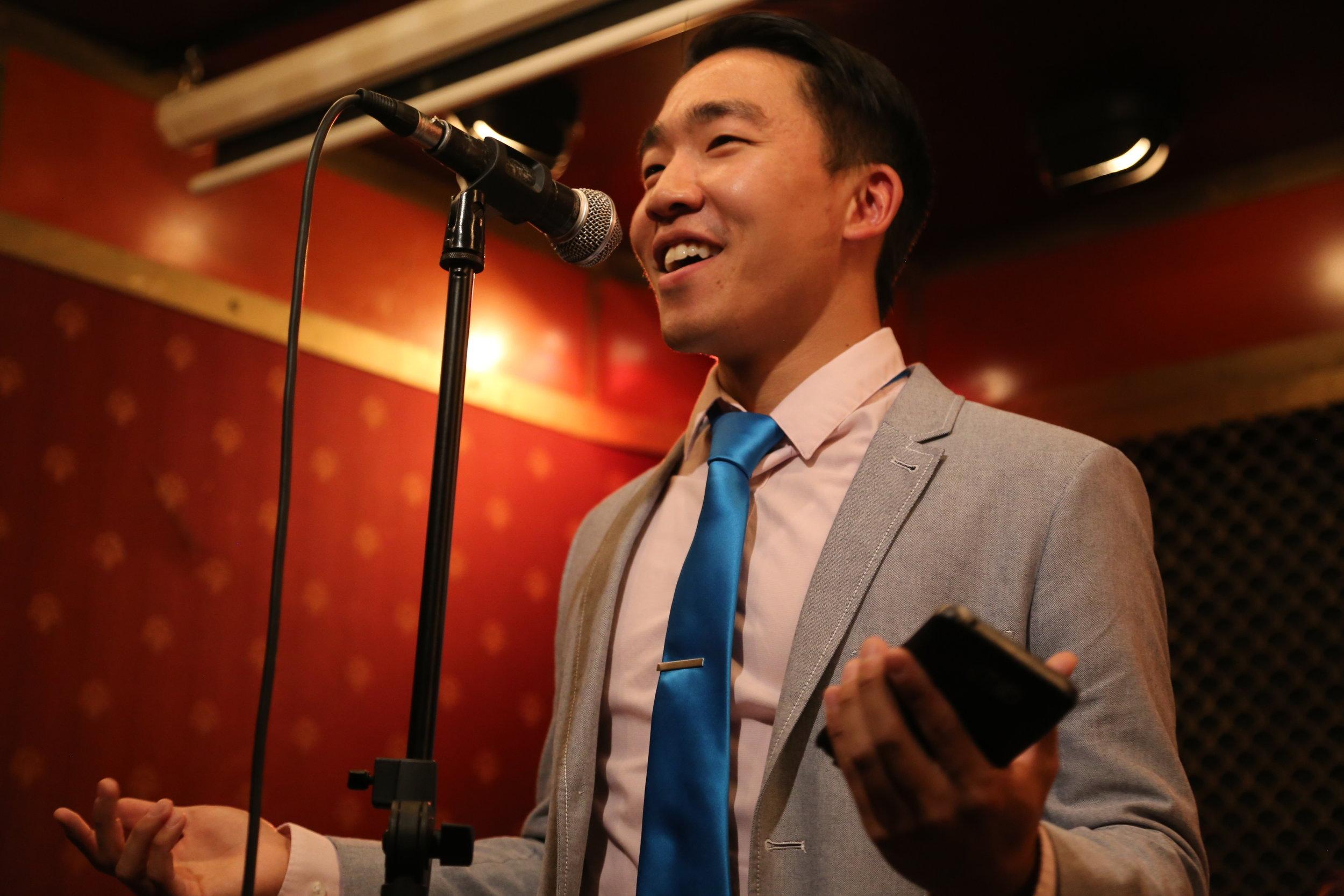 Joseph Fan, July '16