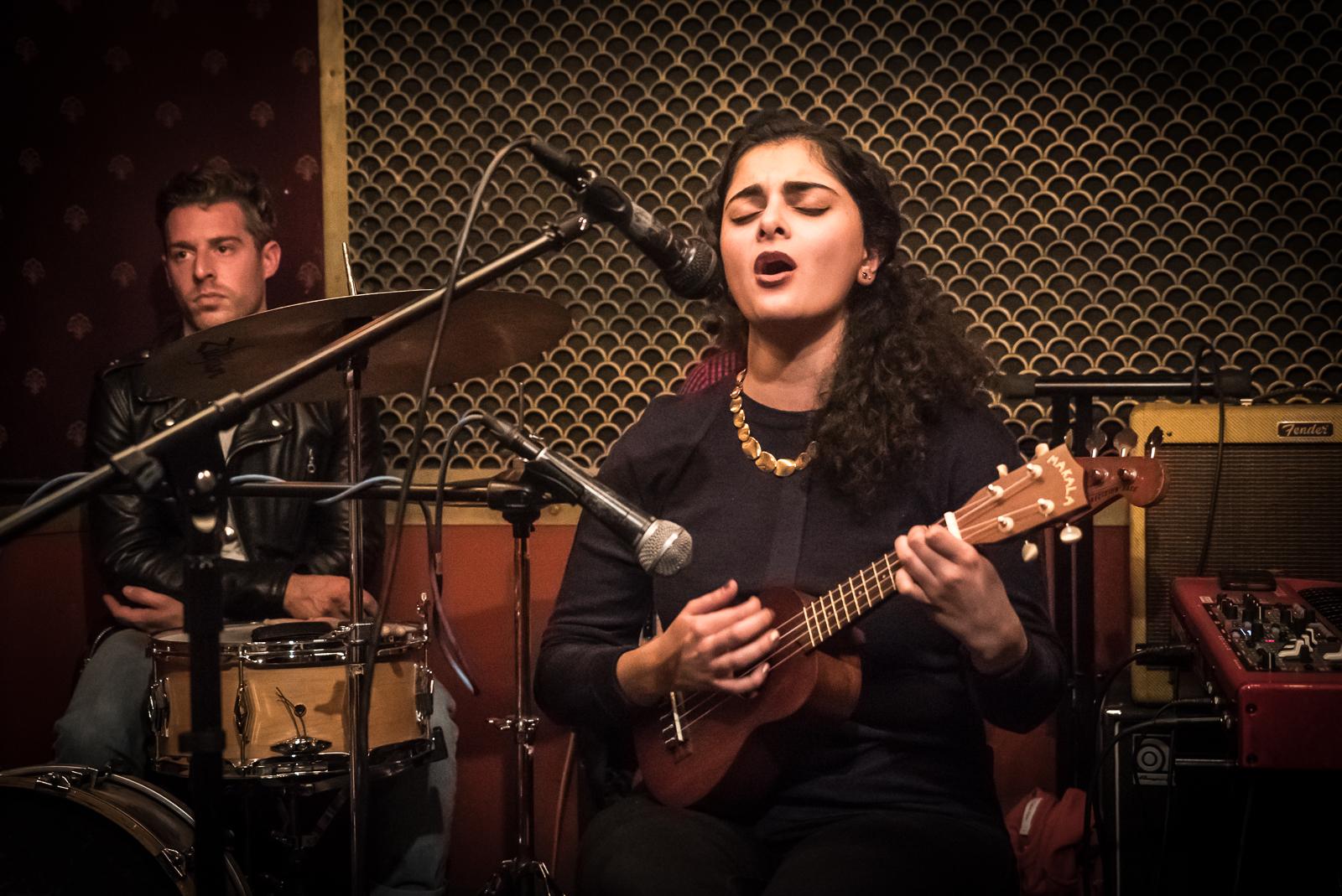 Jaspreet Bains, Nov. 16