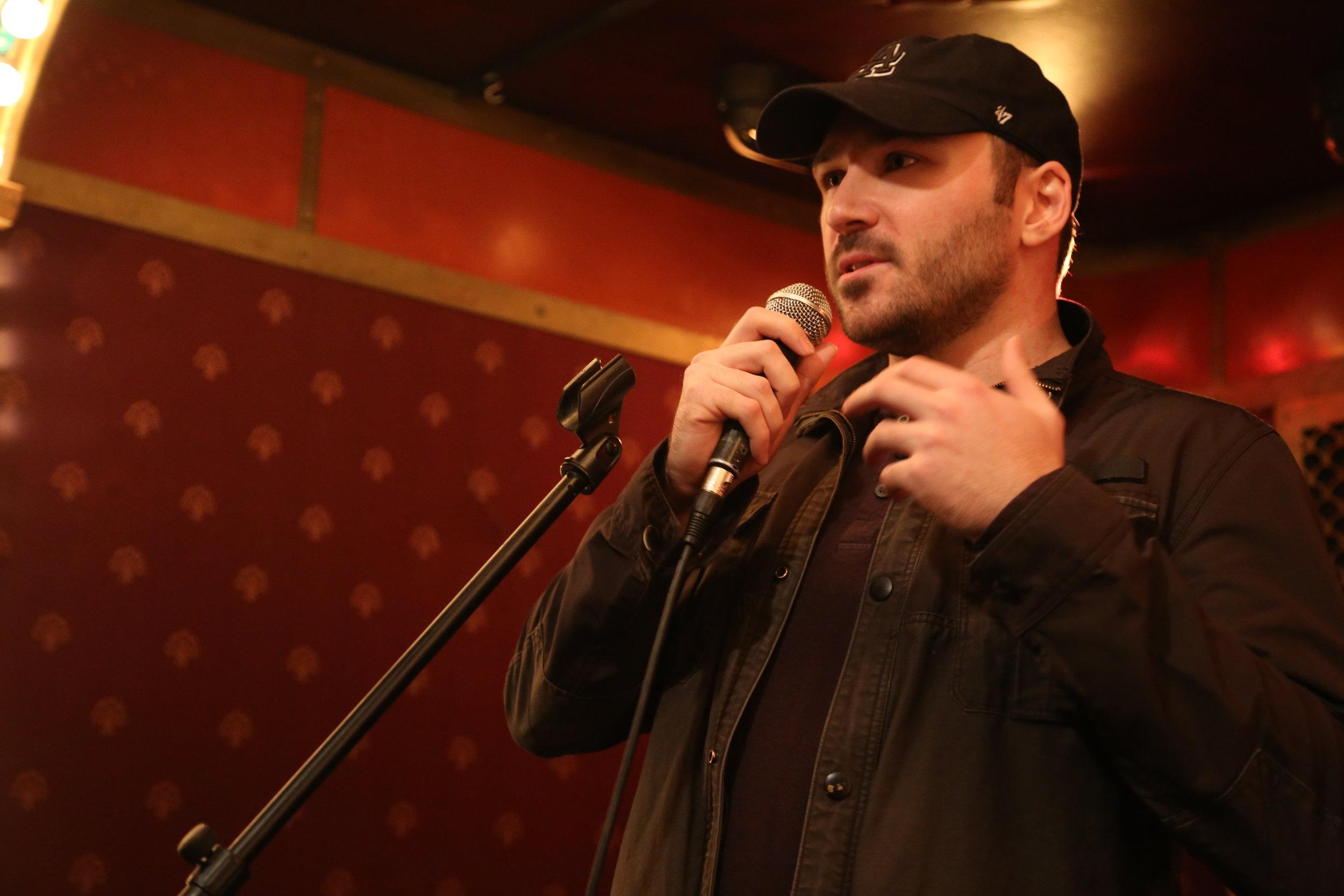 Ryan Loren, Dec. '16
