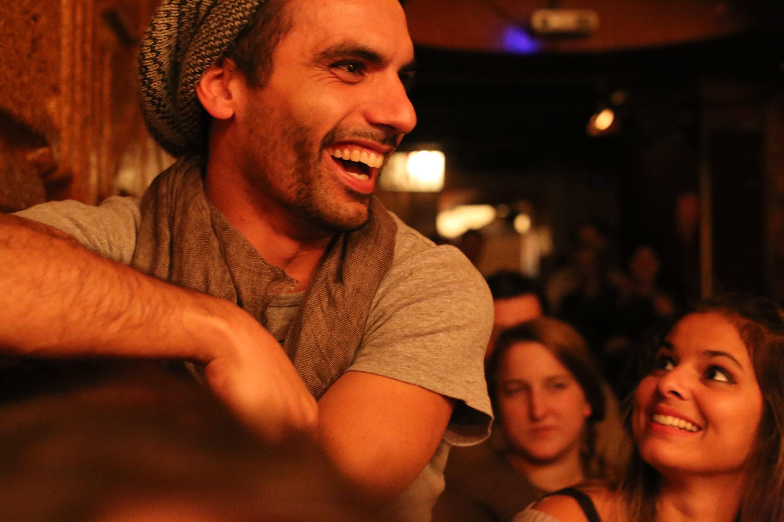 Audience, Dec. '16