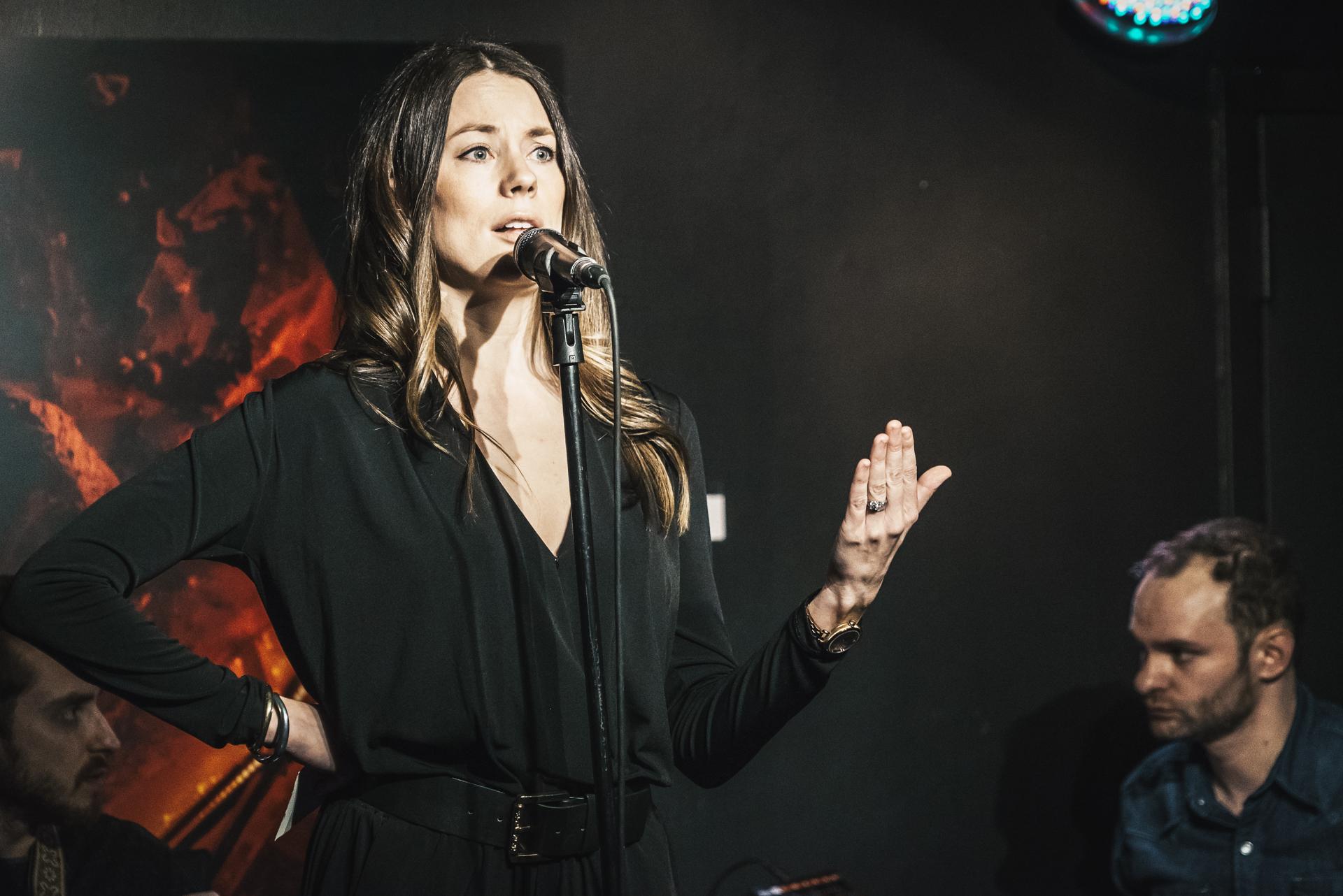 Host Molly Sonsteng, Feb. '17