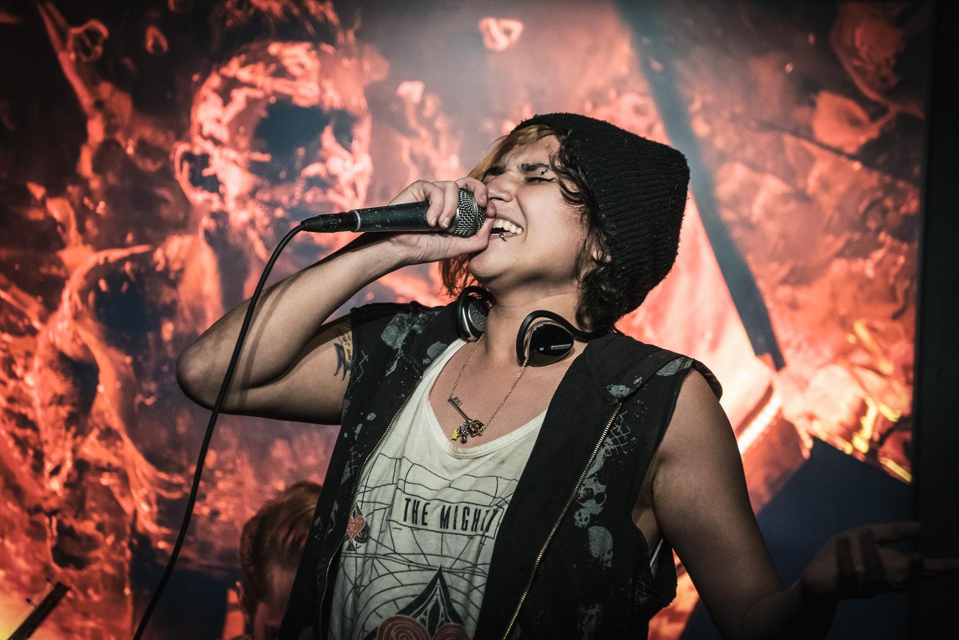 Alexa Solorzano, March '17