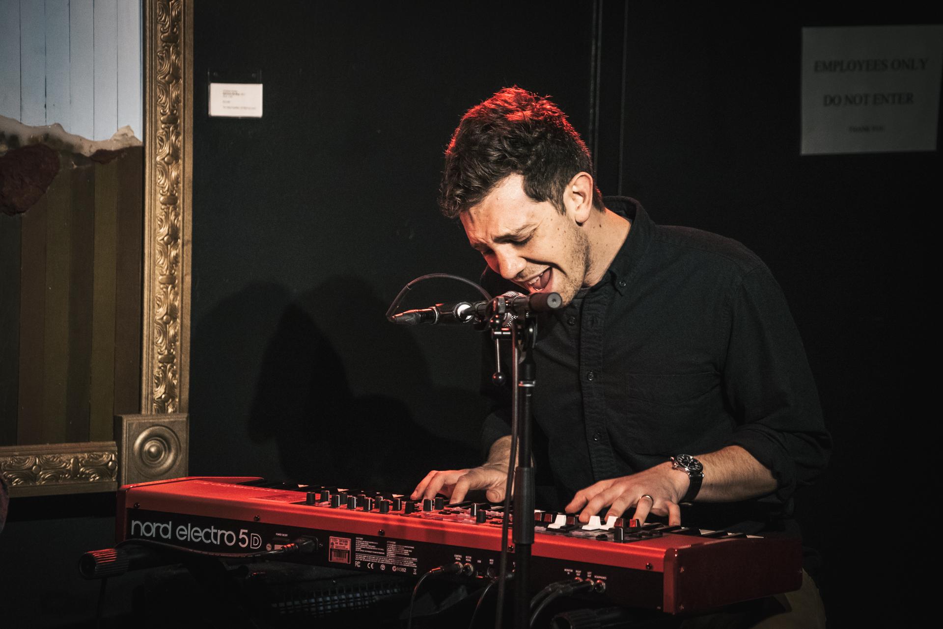 Jake Kahana, May '17