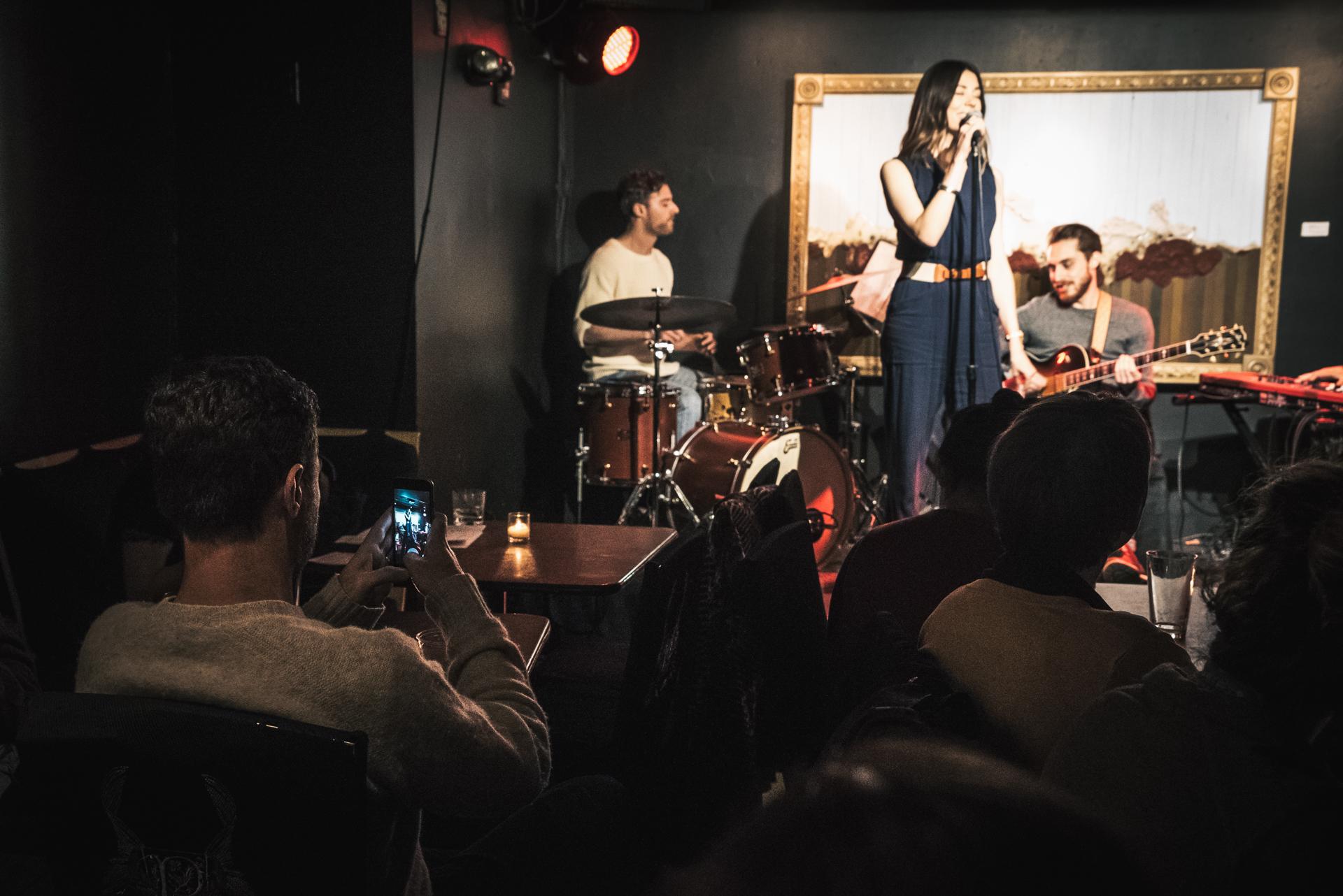 The Band, May '17
