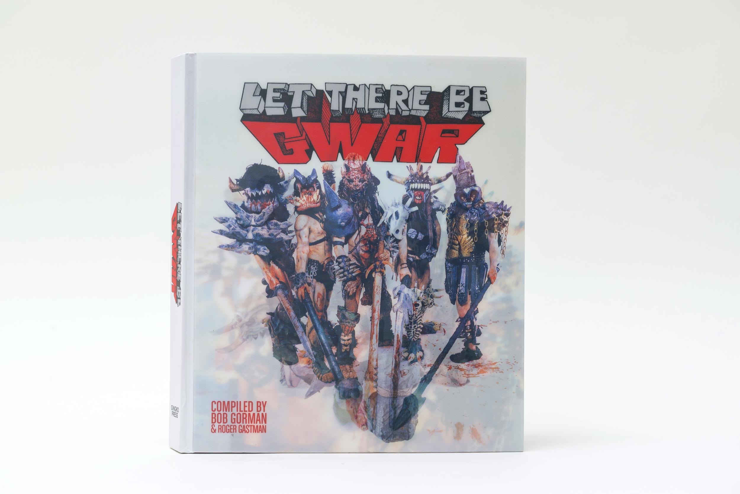 GWAR book cover