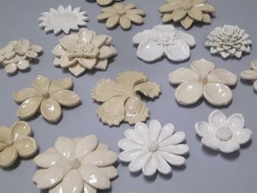 Floyd Heberer Wall Flowers.JPG