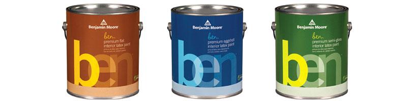 Ben by Benjamin Moore