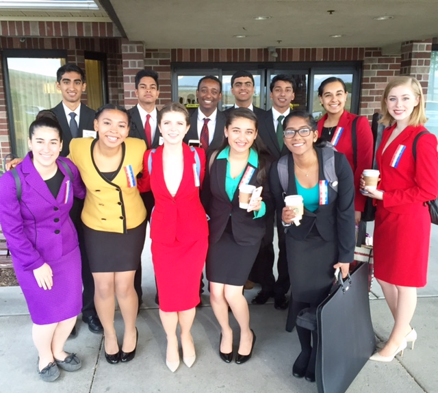 Speech and Congress ready to compete!