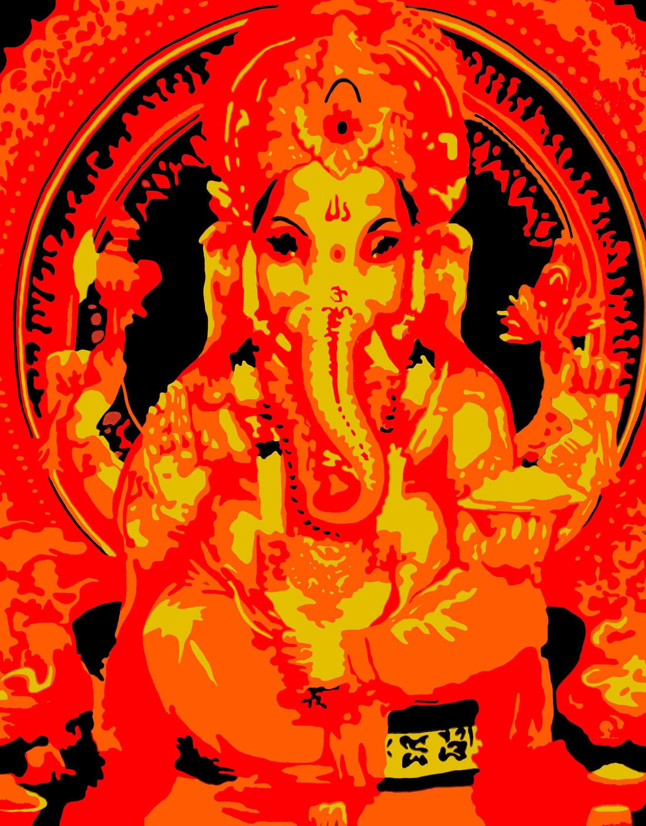 Ganesha Shelly