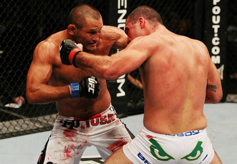 "Dan Henderson vs. Mauricio ""Shogun"" Rua was the UFC's Fight of the Year"