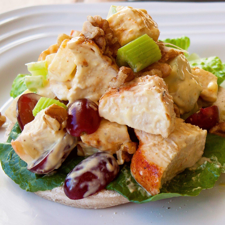 Waldorf Chicken Salad Fairy Gutmother