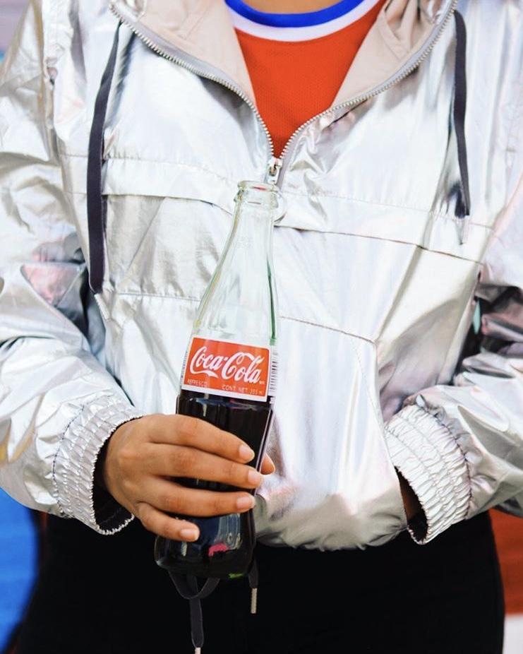 Coca-Cola • 2017