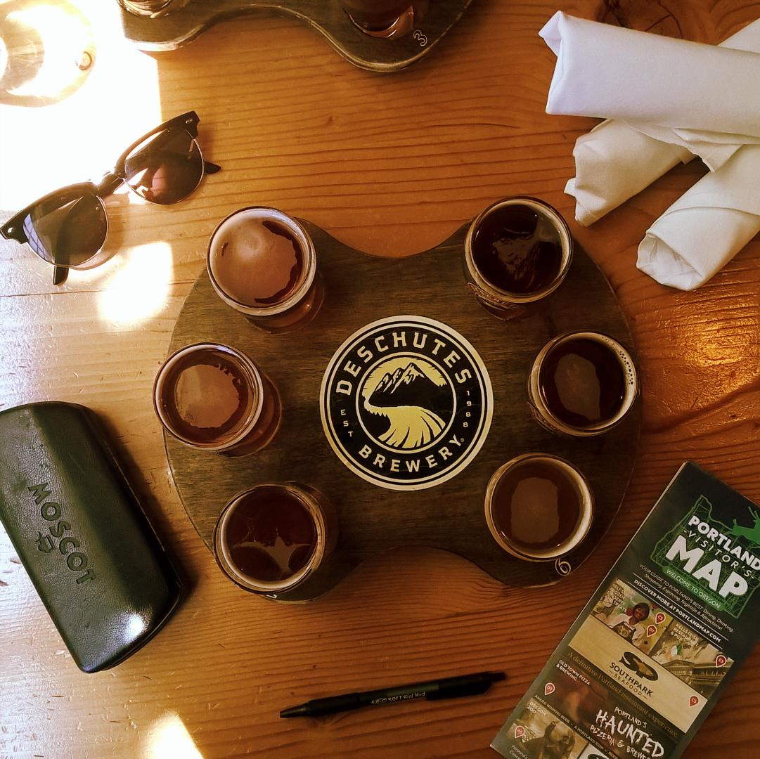 Deschutes Brewery • 2017