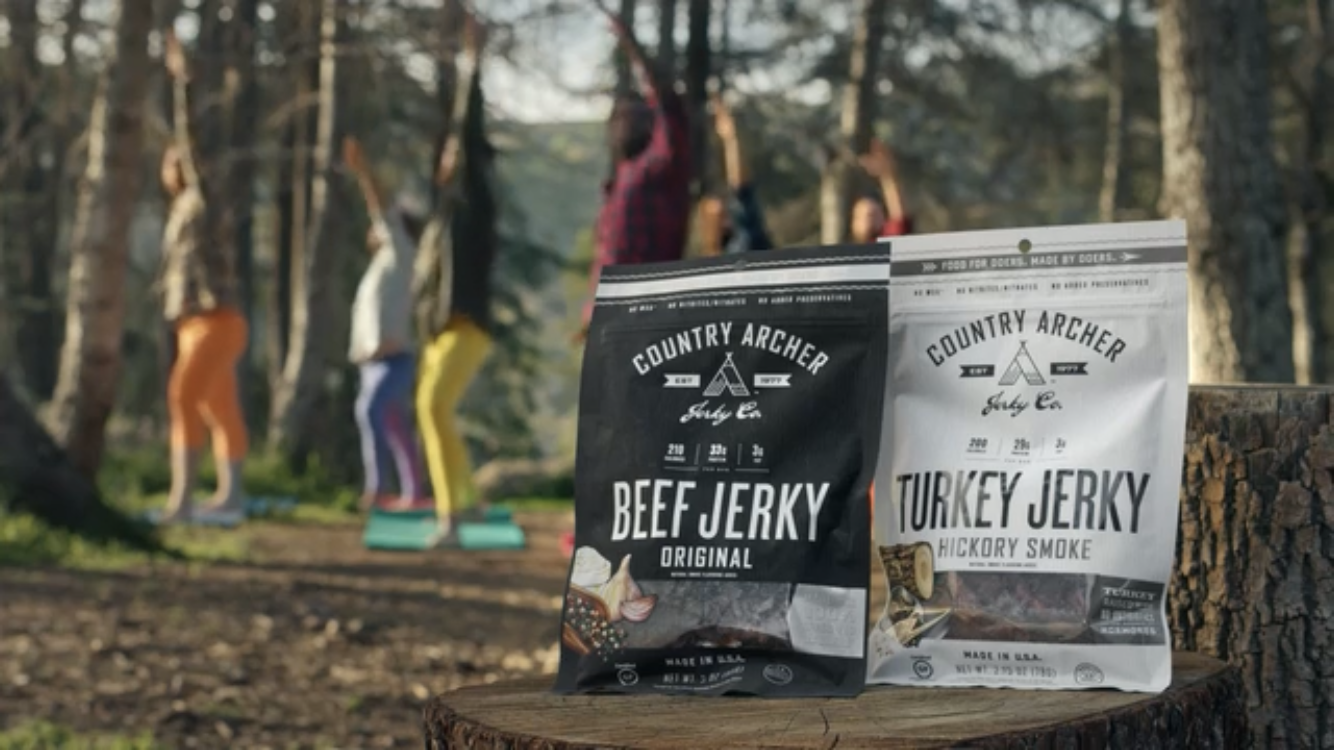 Country Archer Beef Jerky • 2018