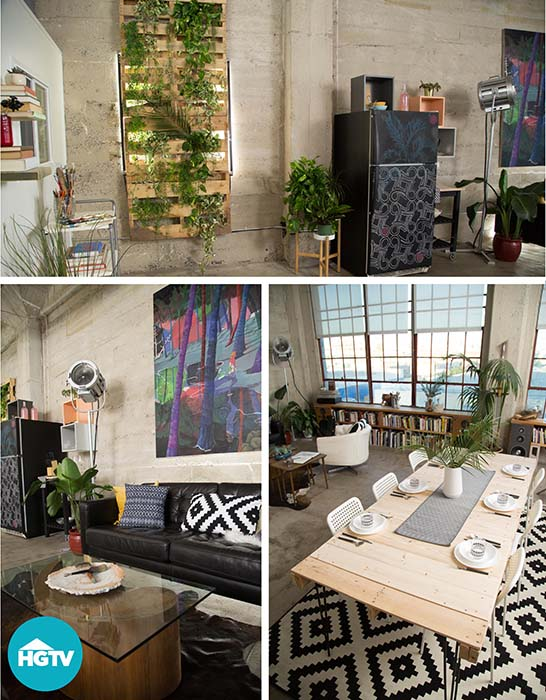 HGTV: You Wish You Lived Here • 2018   designer / set decorator