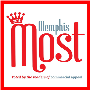 "Thank You, Students! - For voting us the ""Best Yoga Studio"" in the Commercial Appeal's Memphis Most awards!"