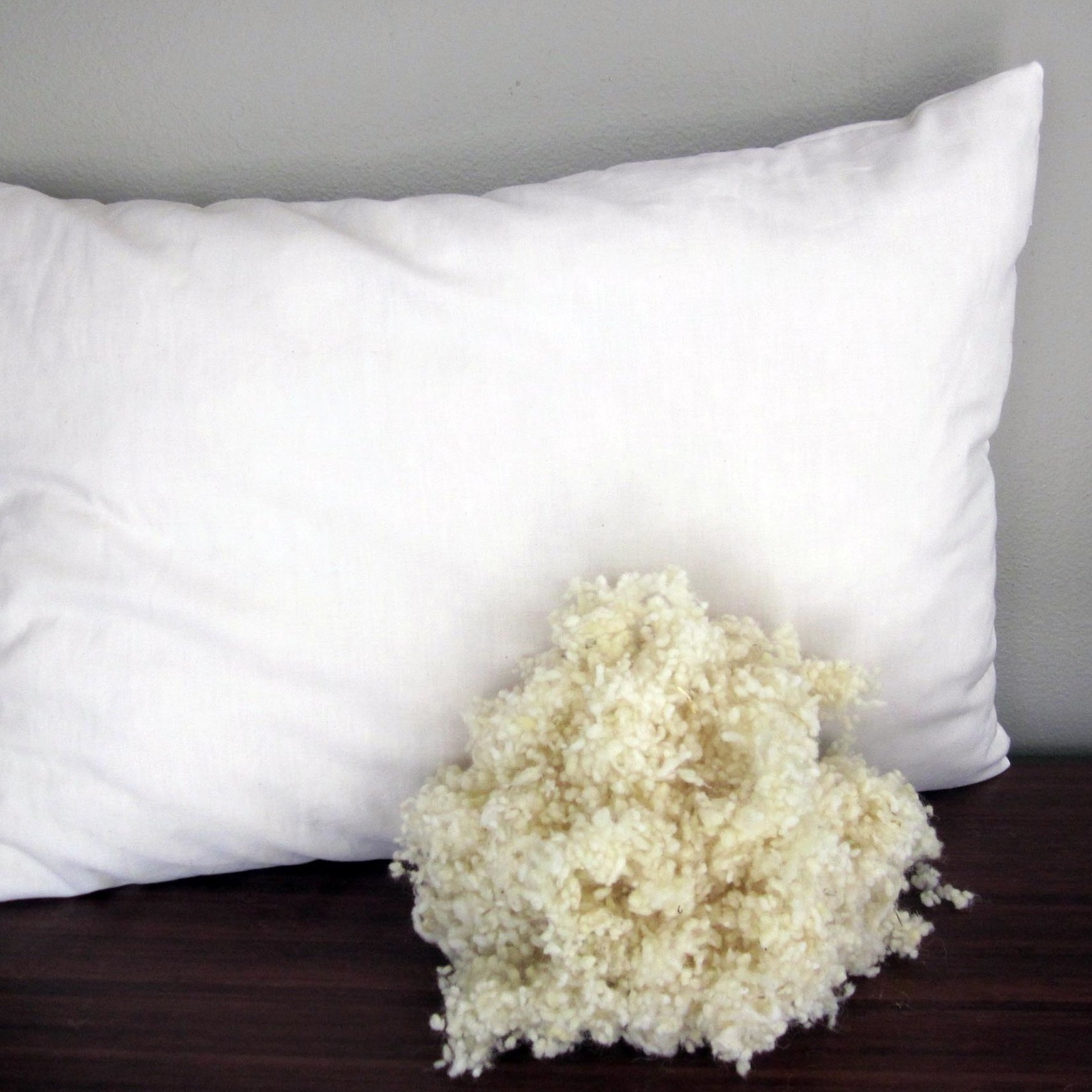 WOOL PILLOW -