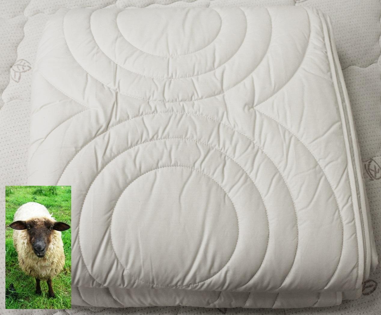 🐏 Wool comforter duvet