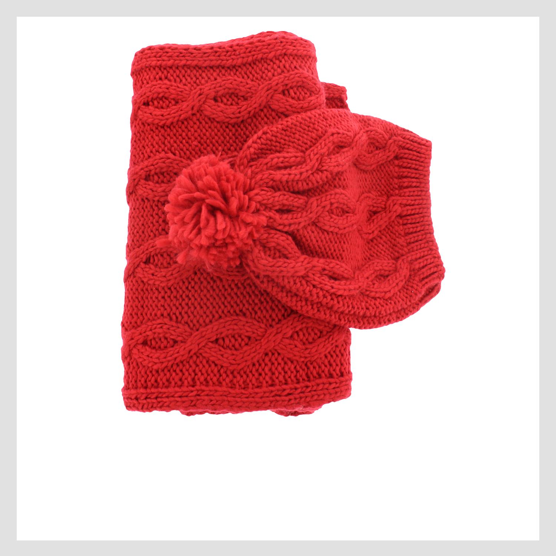428-42273 Set, Red