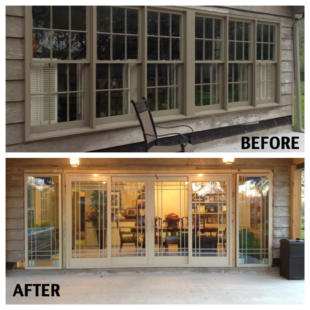 Replace Window With French Door Mycoffeepot Org
