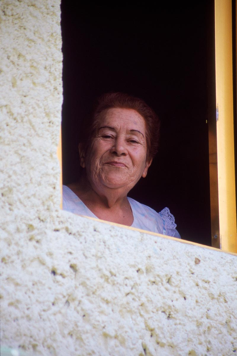 """Enriqueta Ruth Tellez Olvera is the current reigning matriarch of the formerly crypto-Jewish community in Venta Prieta—the oldest surviving granddaughterof Maria Trinidad Tellez Jirón,the community founder.She looks out from her bedroom window on Cinco de Mayo Street, where the Tellez family once had itshacienda.Enriqueta rejects the notion that she and her family were ever anything but Jews.""""We are not converts.We are not new,"""" Enriqueta asserts.She explains,with conviction,""""Since we were born,we have never known anything but Judaism.Here,you can't practice Judaism out of convenience—you must feel it in your soul,as we have always done."""""""