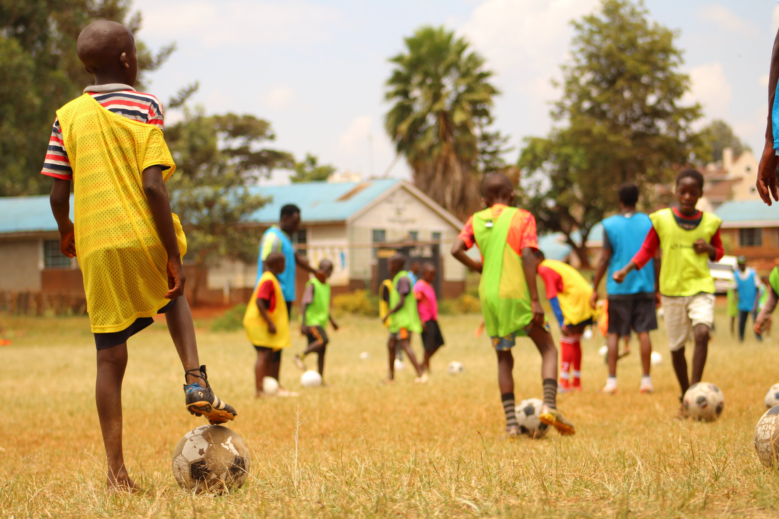 Kutoa Project Community Football Registration! - We aim to provide football clinic and camp opportunities for Kenyan youth throughout the year.If you are interested in attending or learning more about how to register, sponsor or volunteer at one of our events, we'd love to connect!