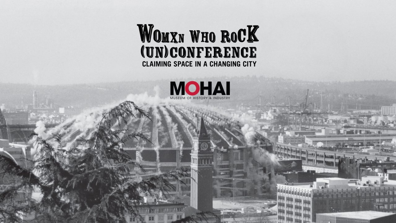 Womxn Who Rock (un)Conference: Claiming Space in a Changing City