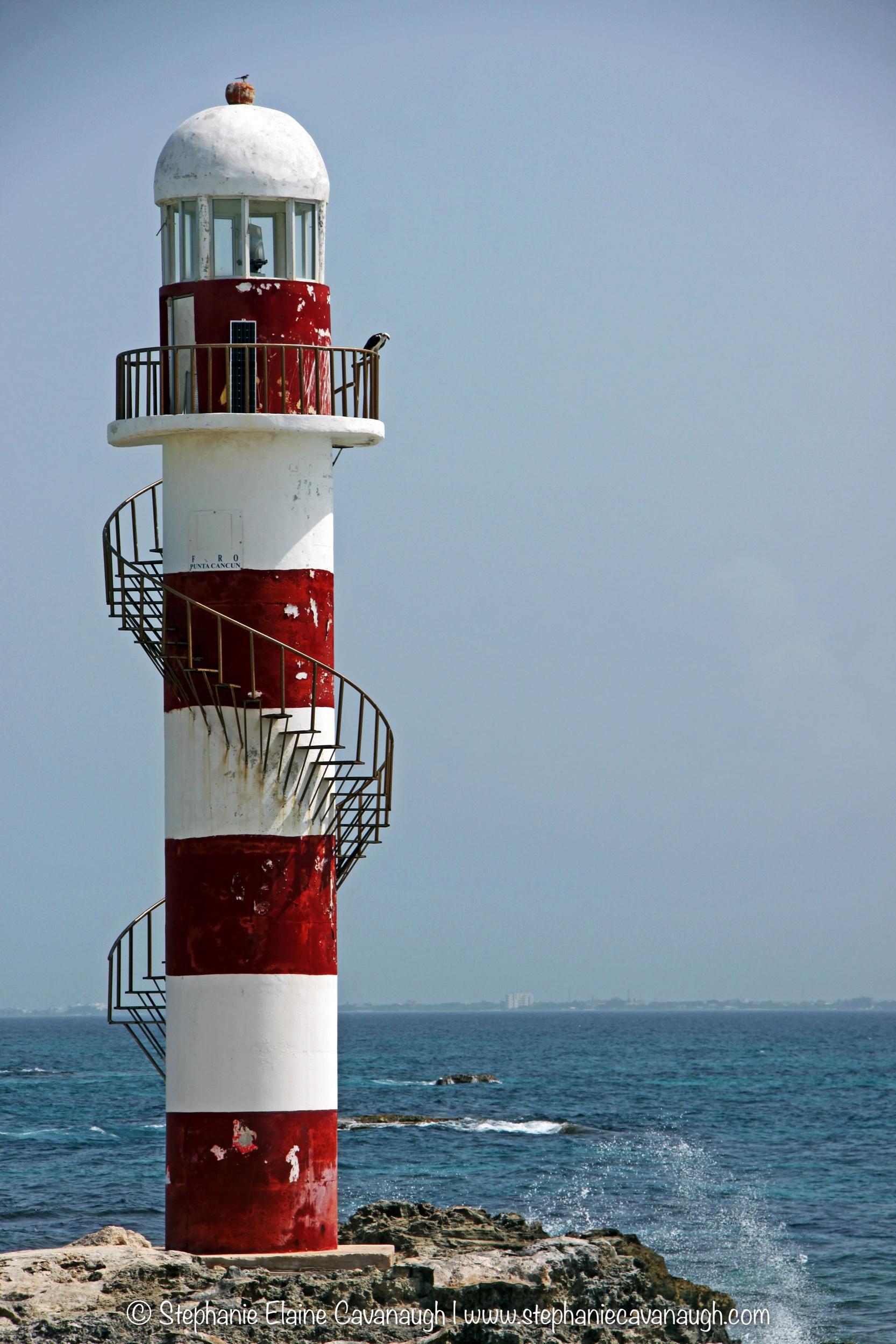 Lighthouse I, © Stephanie Elaine Cavanaugh