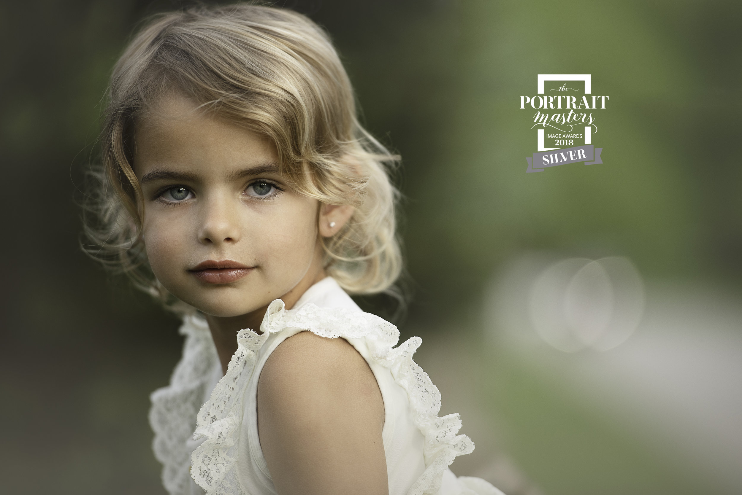 Our Featured Blog Post - JPP was awarded TWO Silver Awards in the last round of The Portrait Masters..