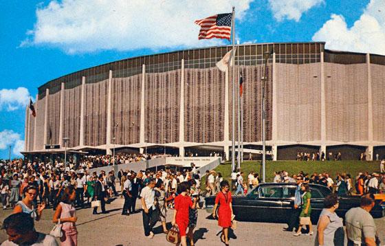 The Astrodome, c. 1965 /  PH file photo