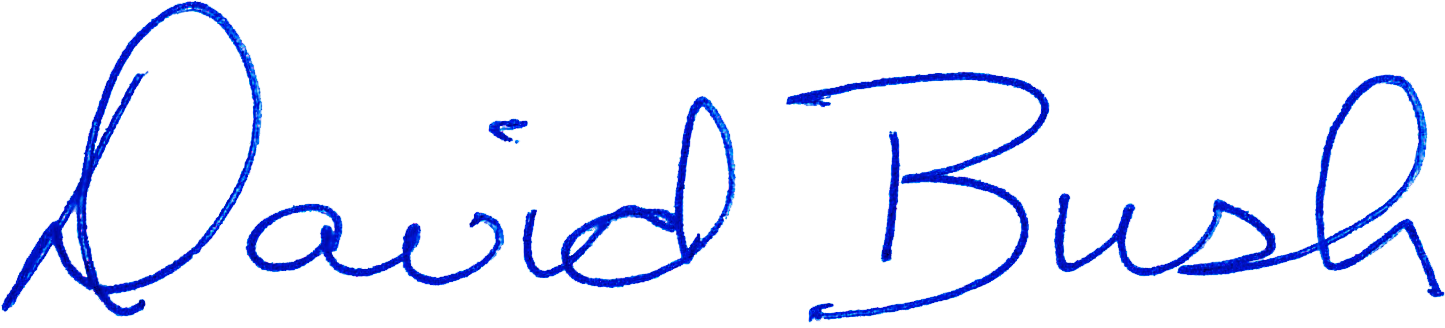 David Bush sig blue.png