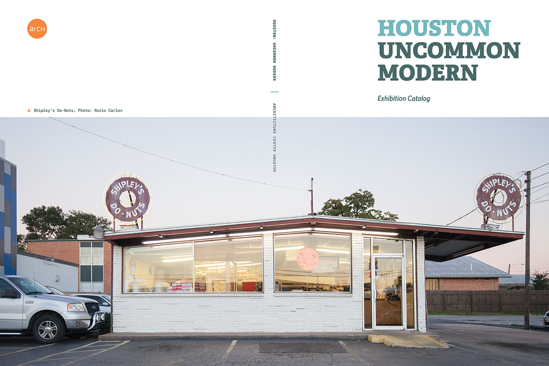 Martha Peterson Award:  Delaney Harris-Finch, Anna Mod and Architecture Center Houston for the exhibition and catalog  Houston: Uncommon Modern