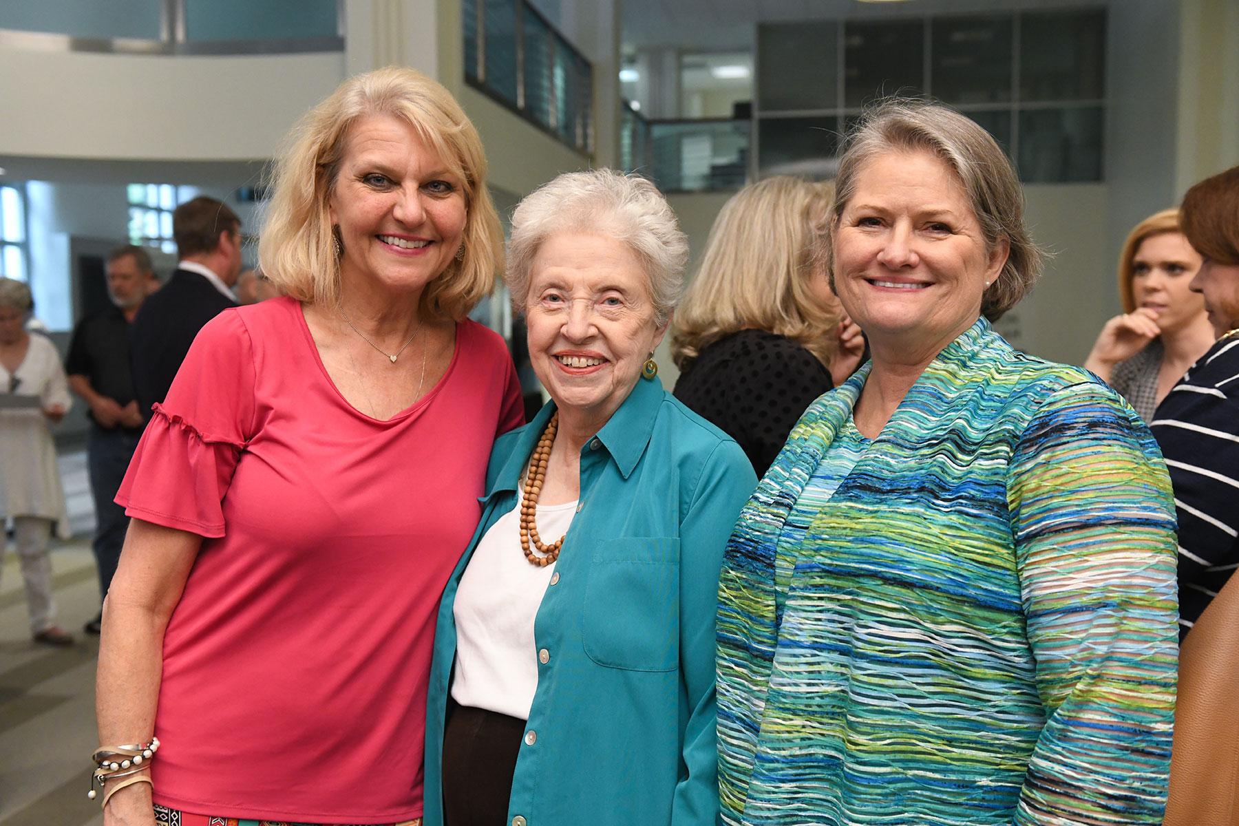 Alison Bell, Betty Chapman, Carolyn Kahlich /  photo by Daniel Ortiz