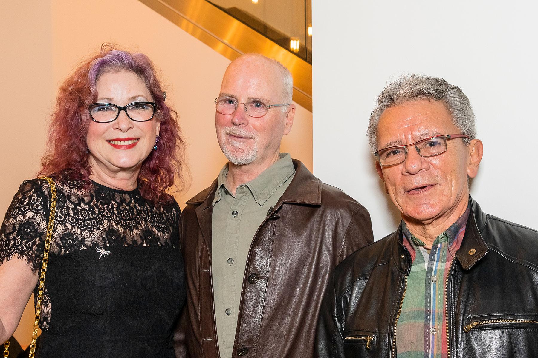 Letitia Madigan, Peter Boyle, Tony Herrada