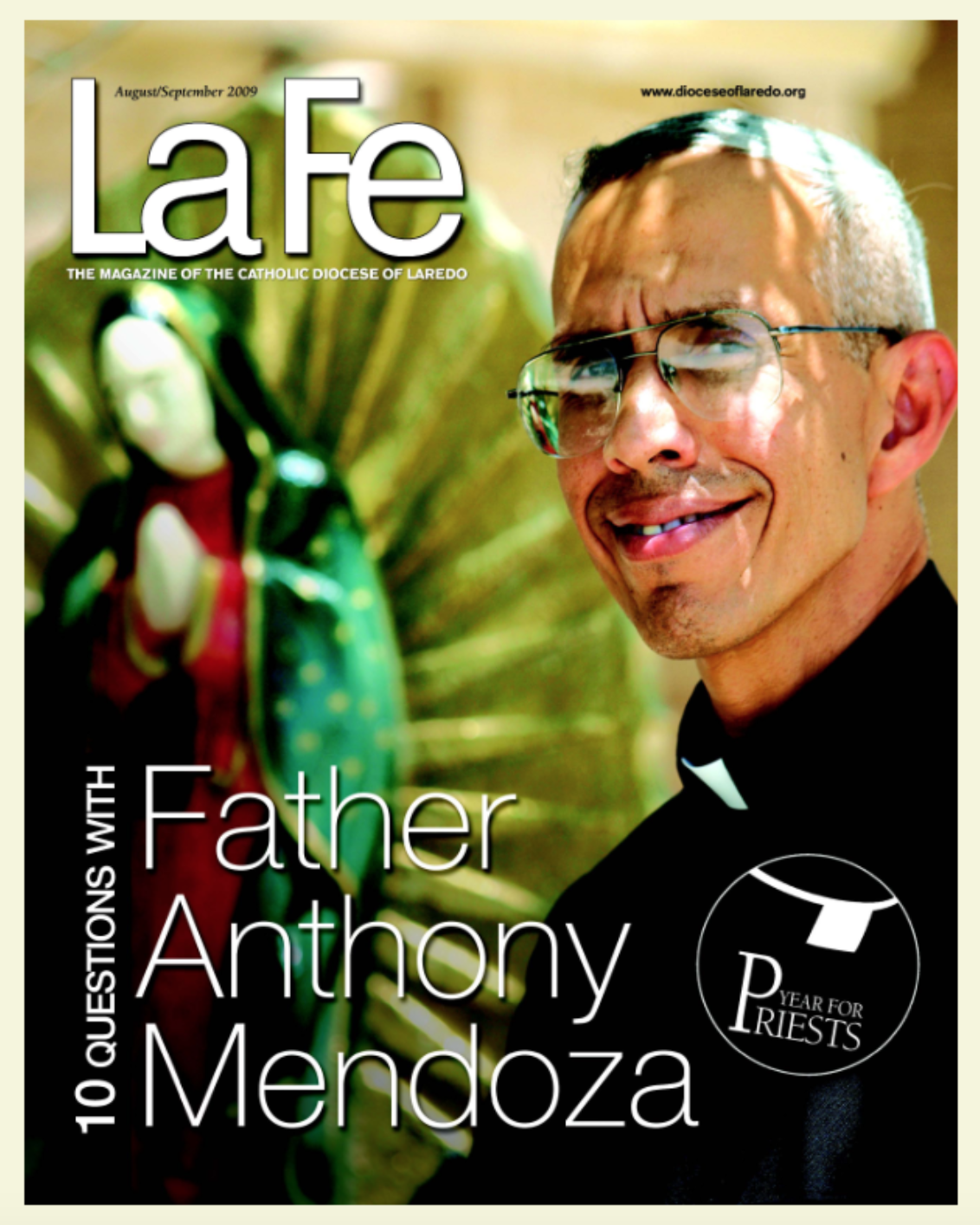 """""""I have known Juan Galvan for many years as a faithful Catholic who is deeply interested in helping heal emotionally and psychologically wounded families. He collaborated well with me in a presentation we gave on the profound needs of foster children. May God continue to bless his ministry!""""   - Reverend Anthony Mendoza    Vicar General & Roman Catholic Priest    Roman Catholic Diocese of Laredo"""