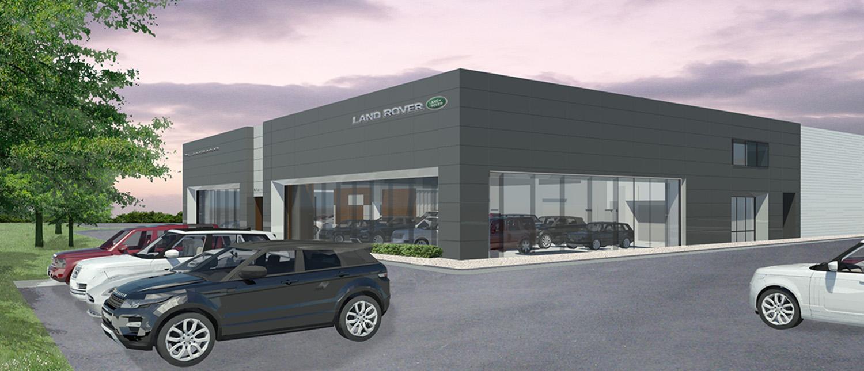 Jaguar Land Rover,Ipswitch