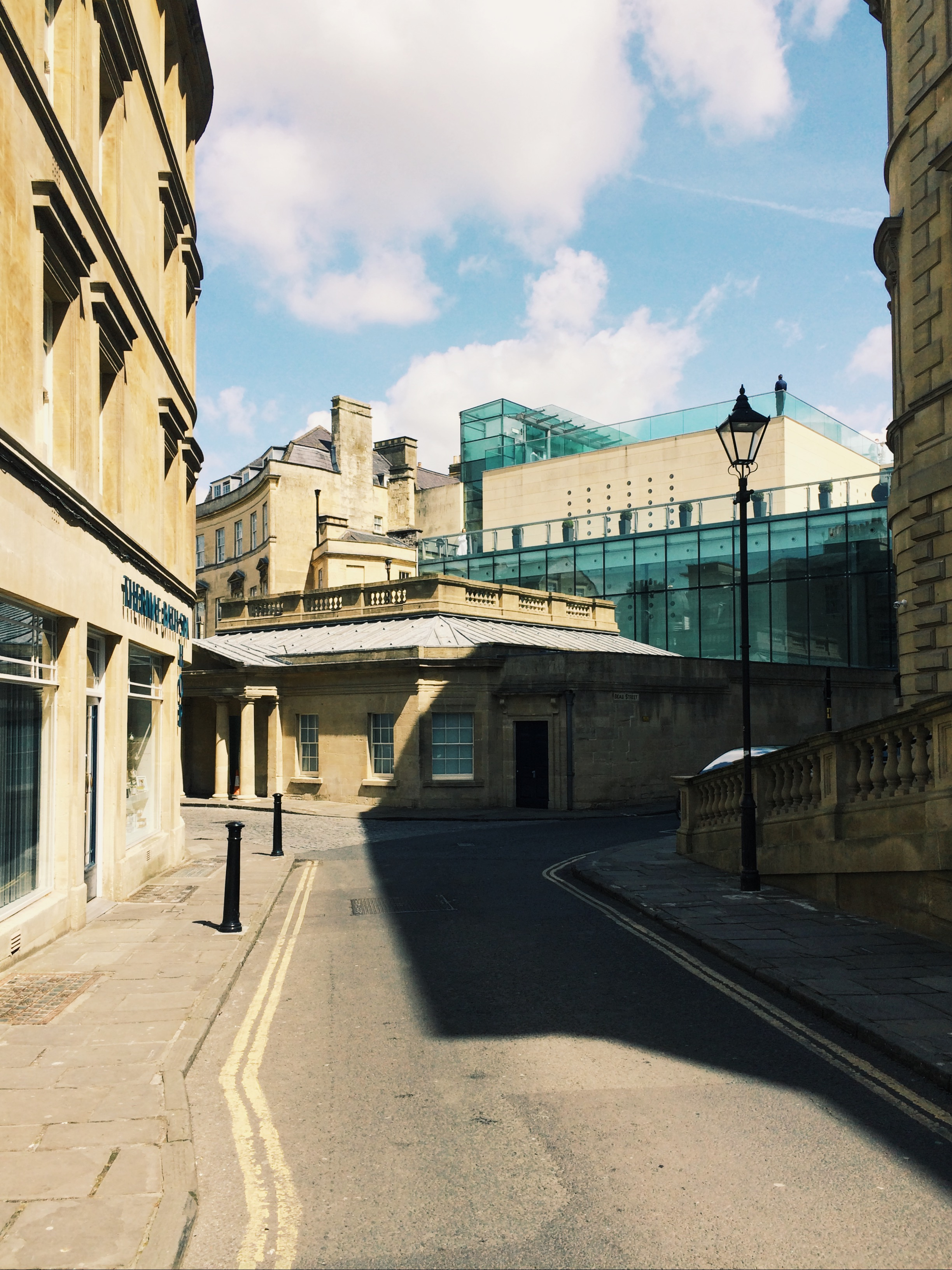 The Thermae Bath Spa