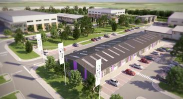 Grove Business Park Incubator Units - 3270