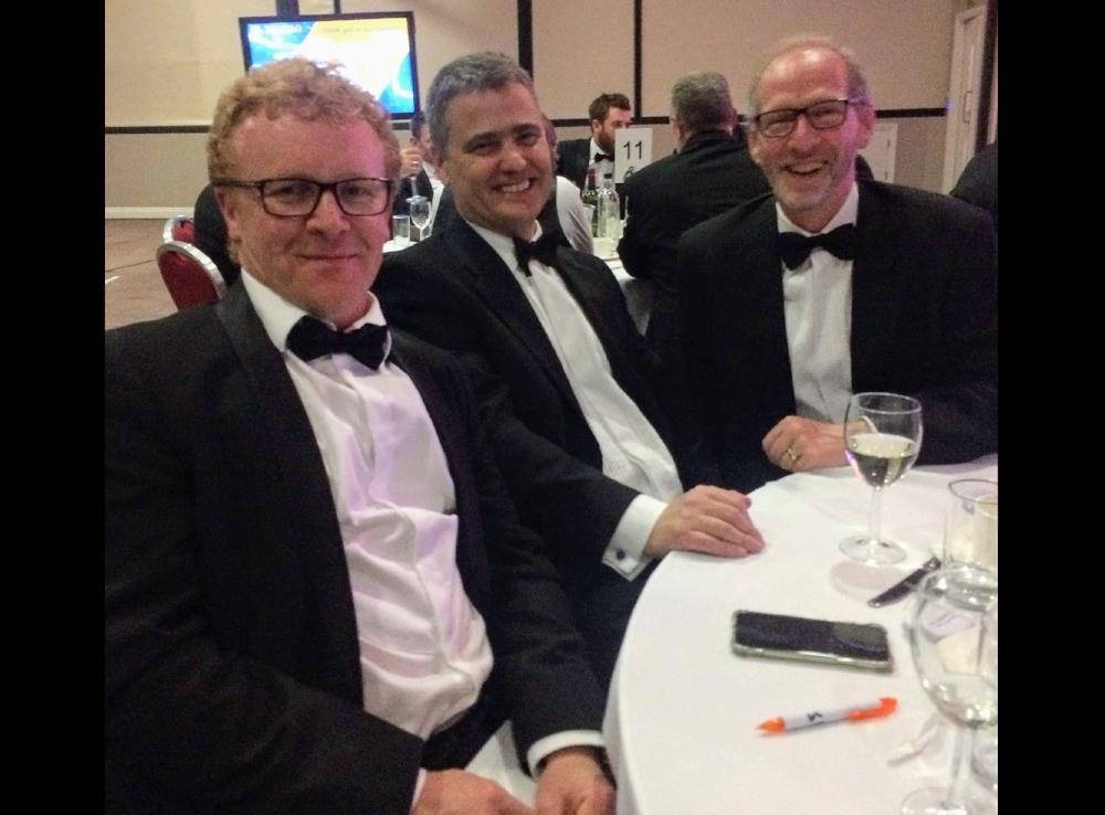David, Ben Leefield, John