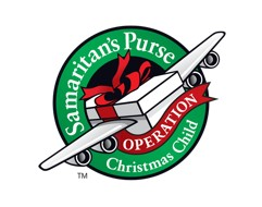 Operation Christmas Child is back. - How many will you do?
