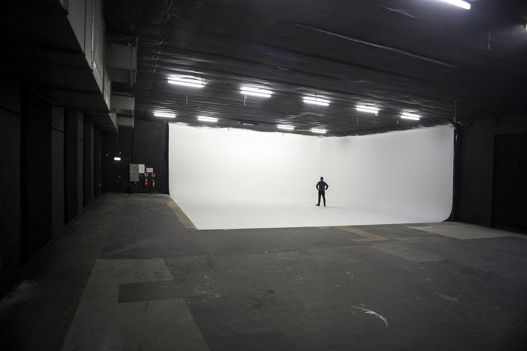 Hendon Studios Sound Stage 2