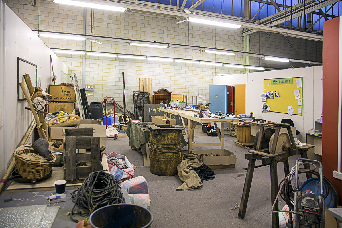 Hendon Studios Art Department