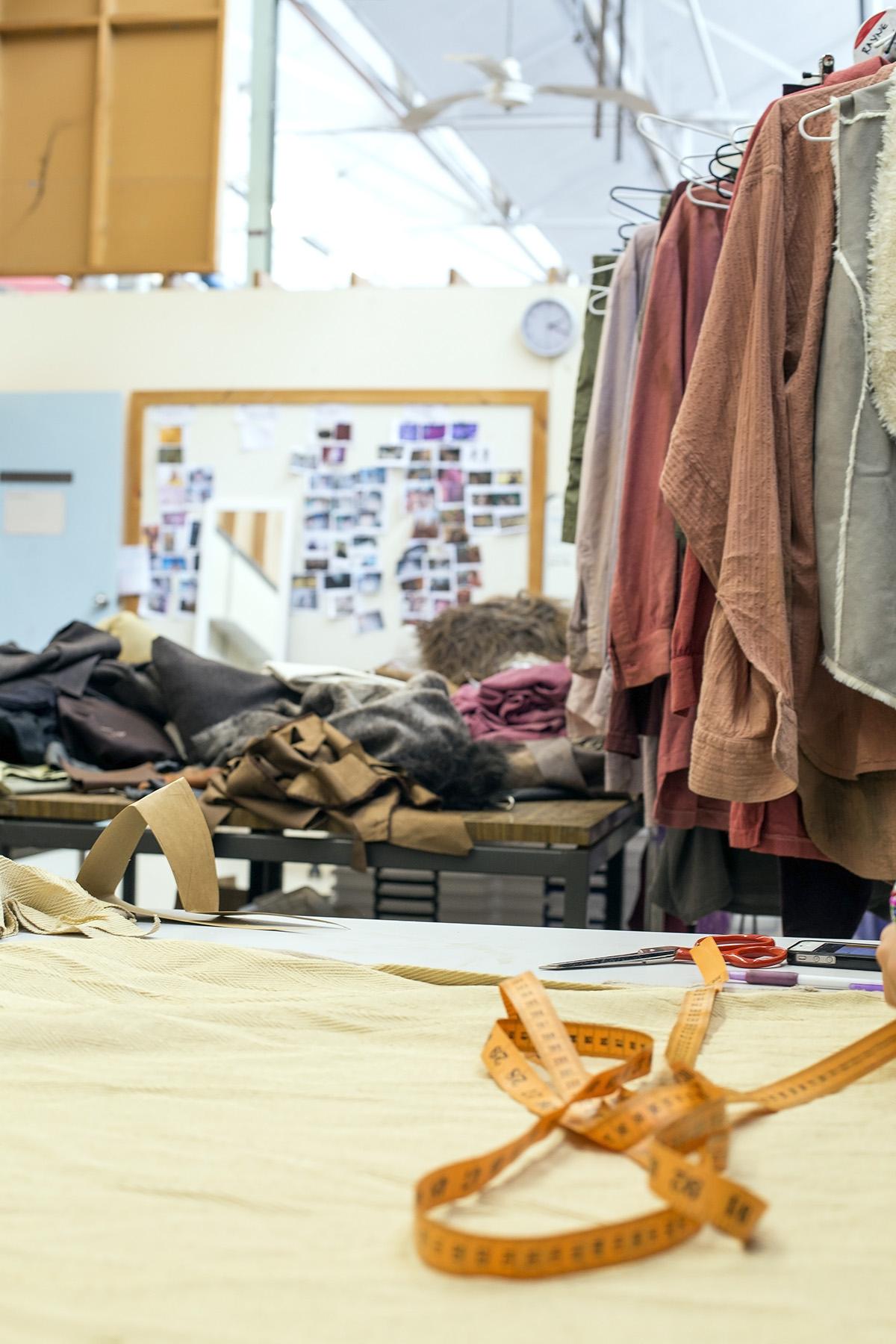 Hendon Studios Wardrobe