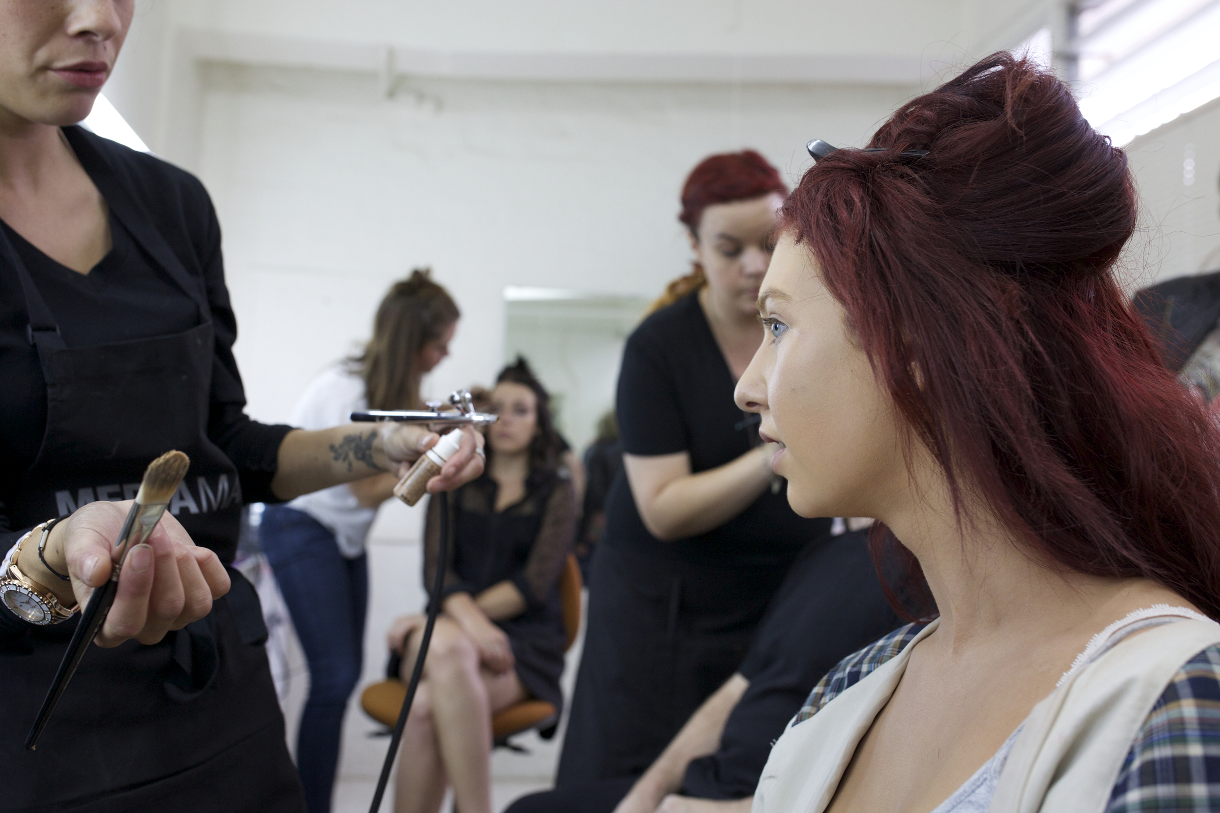Hendon Studios Makeup